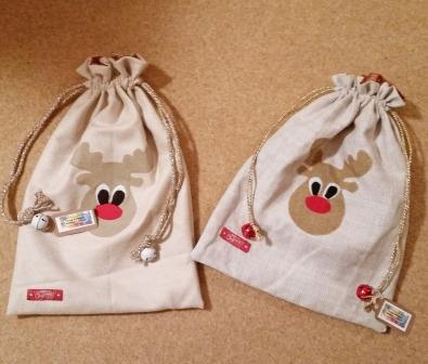 Reindeer sacks